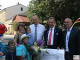 Dietmar Woidke 750.000 Besucher Indira Brandenburger Bürger BUGA 2015 Havelregion Brandenburg Stadt Sommer