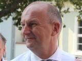 Dietmar Woidke Gesicht face Promi BUGA 2015 Brandenburg Stadt Havelregion Brandenburg Sommer