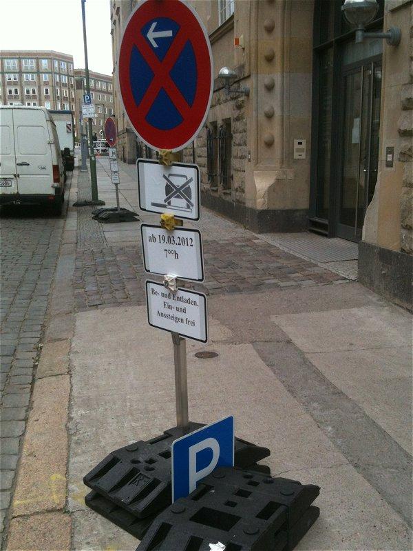 zusammenstellung der amtlichen verkehrszeichen