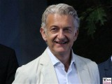 Dominic Raack Gesicht face Kopf Produzentenfest Produzentenallianz Regen Kongresshalle Hutschachtel WestBerlin Berichterstatter