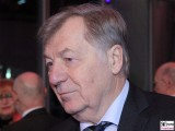 Eberhard Diepgen Gesicht face Kopf links ehem. reg. Buergermeister Berlin Neujahrsempfang IHK Handwerkskammer Berichterstatter