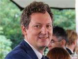 Eckart von Hirschhausen Gesicht face Promi Schloss Bellevue Berlin Bundespraesident Buergerfest Park Ehrenamt