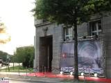 Eingang Botschaft Schweiz Berlin Eroeffnung Gotthard Basistunnel 2016 Soiree Suisse Gottardo