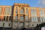 Eingang ESMT zum VBKI Sommerfest ehem Staatsrat Berlin Schlossplatz Berichterstattung