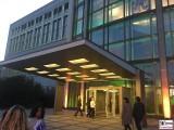 Eingang GartenSeite ESMT VBKI Sommerfest ehem Staatsrat Berlin Schlossplatz Berichterstattung