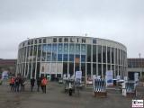 Eingang Messe Sued ITB MeckVopo Berlin Funkturm Reise Urlaub Berichterstatter