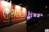 Eingang Palazzo Restaurant Show Buehne Show Dinner Curioso Spiegelpalast Berlin