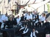 FanatiX Stuntcrew Gesicht promi Filmpark Babelsberg Grossbeerenstrasse Filmparknacht