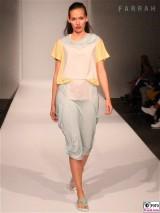 Farrah Floyd Fashion Week Salonshow Greenshowroom MBFWB EthicalFashionShow Postbahnhof FashionWeek