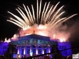 Feuerwerk Konzerthaus Jubilaeum 25 Jahre Classic Open Air Gendarmenmarkt Berlin Berichterstatter