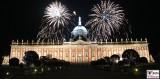 Feuerwerk Vorabendkonzert Schloessernacht NeuesPalais Garten Potsdam Sanssouci SPSG Berichterstatter
