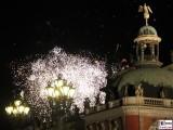 Feuerwerk Vorabendkonzert Schloessernacht NeuesPalais Lampen Friedrichwohnung Garten Potsdam Sanssouci SPSG Berichterstatter