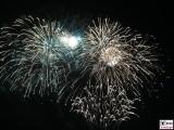 Feuerwerk italienischer Garten Tropenhaus Botanische Nacht Berlin Dahlem Botanischer Garten Steglitz Zehlendorf