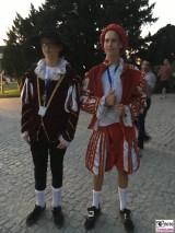 Figuren Schauspieler Botanische Nacht Berlin Dahlem Botanischer Garten Magische Natur Welten Berichterstatter