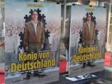 Filmplakat Schaukasten Koenig von Deutschland Berlin Kino International Karl Marx Allee