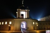 Fortunaportal Nacht Landtagswahl Potsdam 14.September 2014 Stadtschloss