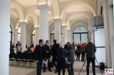 Foyer Vestibuel Pressekonferenz Museum Barberini Palast Humboldtstrasse 5 Potsdam Am Alten Markt Neue Mitte Kunstmuseum