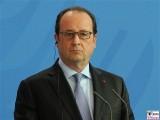 François Hollande Kopf Portrait Face Gesicht Präsident Frankreich Kanzleramt Berlin BREXIT