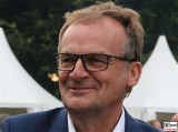 Frank Plasberg Gesicht face Promi Schloss Bellevue Berlin Bundespraesident Buergerfest Park Ehrenamt