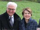 0Frank Walter Steinmeier, Elke Buedenbender Kopf gesicht face Bundespraesident Eroeffnung IGA Garten Ausstellung Berlin Marzahn Hellersdorf Berichterstatter Trendjam