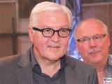 Frank-Walther Steinmeier Gesicht face Kopf Promi BM Programmkonferenz Europa SPD Berlin Gasometer Berichterstatter
