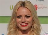 Franziska Knuppe Gesicht Promi GreenTec Awards Tempodrom Berlin