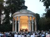 Freundschaftstempel Quartett Garten Schloessernacht Beleuchtung Illumination Potsdam Schlosspark