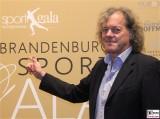 Friedhelm Schatz Gesicht face Kopf Sport Gala Filmpark Babelsberg Potsdam Metropolishalle Berichterstatter
