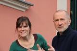 Fritzi Haberlandt, Peter Lohmeyer rbb-Polizeiruf 110 Beelitz Polizeiwache Brandenburg