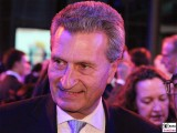 Günther Oettinger Gesicht face Kopf VDZ Goldene Victoria Publishers Night CDU Deutsche Telekom Berlin #VDZPN15.