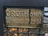GROTH O.H.G. Zaunschild