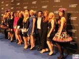 Gaeste Teppich Maybelline Berlin 100 Jahre Geburtstag Make-Up Night Kraftwerk DKMS