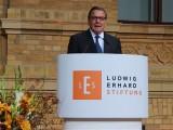 Gerhard Schroeder Preisrede Verleihung Deutsche Telekom Hauptstadtrepräsentanz Ludwig-Ehrhard-Preis Wirtschaftspublizistik Berlin Berichterstatter