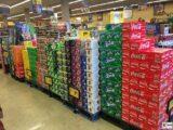 USA Supermarkt, Getränkedosen