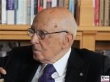 Giorgio Napolitano Gesicht Promi Kissinger Preis American Academy Hans Arnold Center Berlin Wannsee