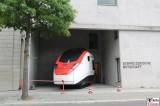 Giruno Stadler Rail Triebkopf Tunnel Gotthard Basistunnel Eisenbahn Schweiz Botschaft Berlin Soiree Suisse Gottardo Residenz