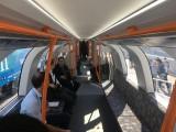 Glasgow subway train scotland inside Stadler InnoTrans Messe Berlin Berichterstattung Trendjam