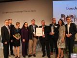 Google Impact Challenge Deutschland Siegerfoto Mobile Retter Sieger Cafe Moskau Karl Marx Allee Berlin