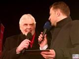Gunther Emmerlich Gesicht Promi face Kopf SemperOper Ball Theaterplatz Dresden Berichterstatter