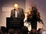 Hans Dietrich Genscher 2014 Henry A. Kissinger Prize The American Academy in Berlin