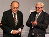 Hans-Dietrich Genscher Frank-Walter Steinmeier Promi Kissinger Preis American Academy Hans Arnold Center Berlin Wannsee