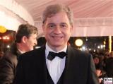 Hans-Joachim Frey Gesicht Promi face Kopf SemperOper Ball Theaterplatz Dresden Berichterstatter