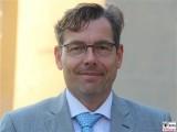Hartmut Dogerloh Gesicht face Promi Generaldirektor SPSG Orangerie Neuer Garten Potsdam 70 Jahre Potsdamer Konferenz
