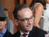 Heiko Maas Gesicht face Promi Bundesjustizminister Orangerie Neuer Garten Potsdam 70 Jahre Potsdamer Konferenz