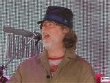 Helge Schneider singt Gesicht Promi face Panik Rock Olympia StadionTour Arena Berlin