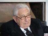 Henry Alfred Kissinger Gesicht Promi Kissinger Preis American Academy Hans Arnold Center Berlin Wannsee