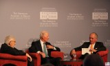 Henry A. Kissinger James A. Baker Wolfgang Ischinger 2014 Henry A. Kissinger Prize The American Academy in Berlin