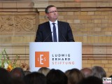 Holger Steltzner Preisrede Deutsche Telekom Hauptstadtrepräsentanz Ludwig-Ehrhard-Preis Wirtschaftspublizistik Berlin Berichterstatter