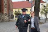 Horst Krause, Maria Simon, Berliner Strasse Beelitz, rbb Polizeiruf 110, Brandenburg