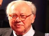Hubert Burda Gesicht face Kopf Publishers Night Goldene Victoria VerlegerHauptstadtrepräsentanz Telekom Berichterstatter